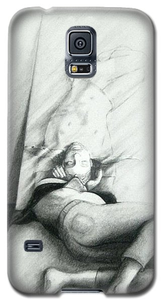 Reflective Reason Galaxy S5 Case