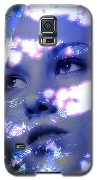 Reflective Galaxy S5 Case