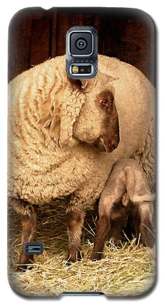 Galaxy S5 Case featuring the photograph Refuel by Kathy Bassett