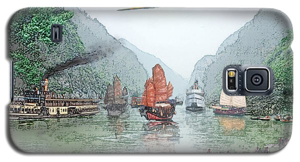 Refugees On The Yangtze Galaxy S5 Case
