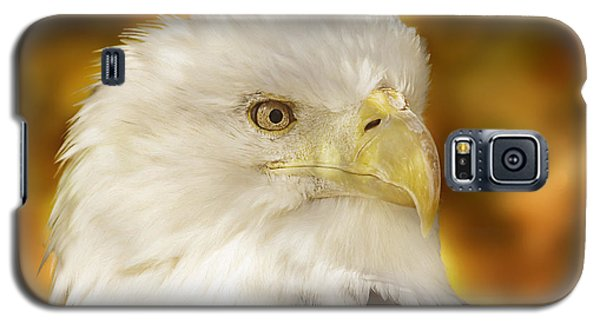 Galaxy S5 Case featuring the photograph Regal Eagle  by Brian Cross