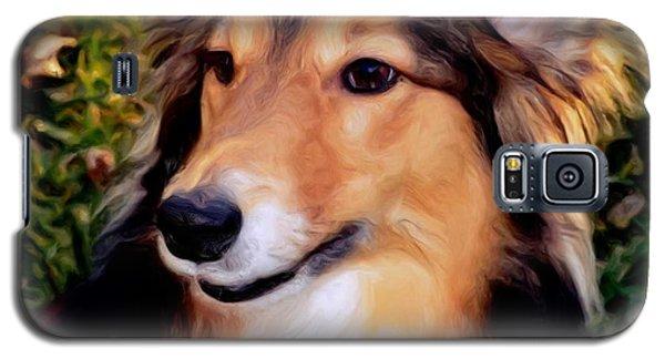 Regal Shelter Dog Galaxy S5 Case
