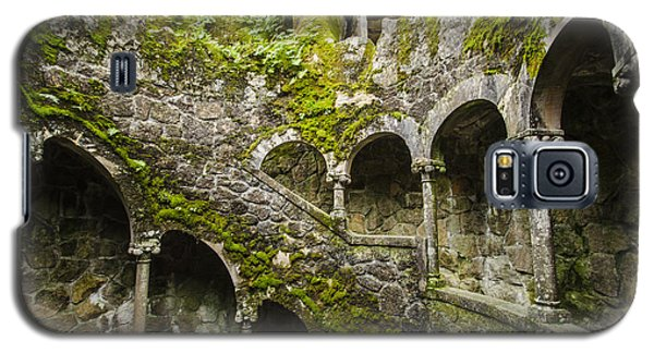 Regaleira Initiation Well 4 Galaxy S5 Case