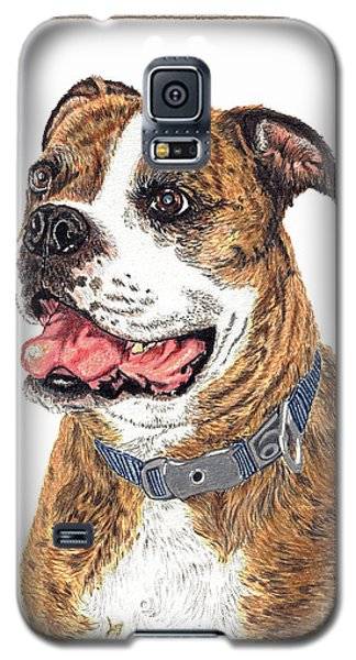 Reggie Galaxy S5 Case