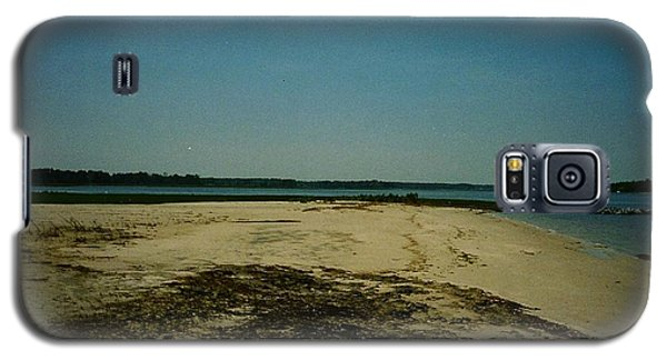 Rehoboth Bay Beach Galaxy S5 Case by Amazing Photographs AKA Christian Wilson
