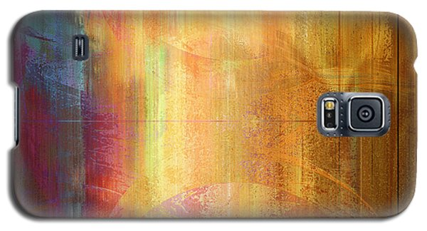 Reigning Light - Abstract Art Galaxy S5 Case