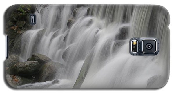 Galaxy S5 Case featuring the photograph Relaxation Falls by Nikki McInnes