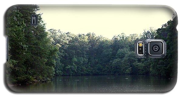 Relaxing Lake Landscape Galaxy S5 Case