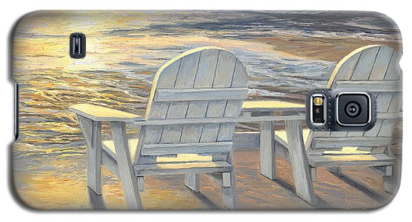 Relaxing Sunset Galaxy S5 Case