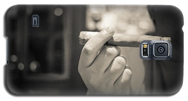 Relaxing With A Stogie Galaxy S5 Case