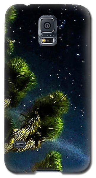 Releasing The Stars Galaxy S5 Case by Angela J Wright