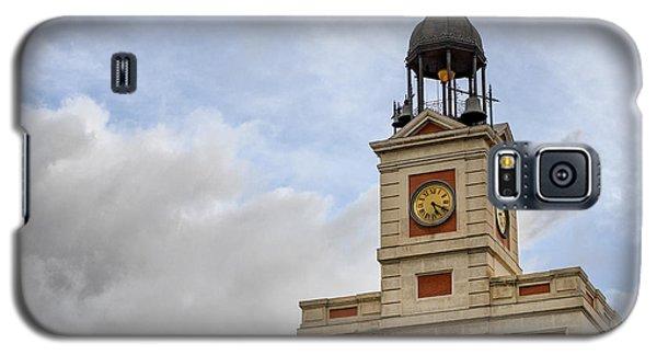 Reloj De Gobernacion 1 Galaxy S5 Case