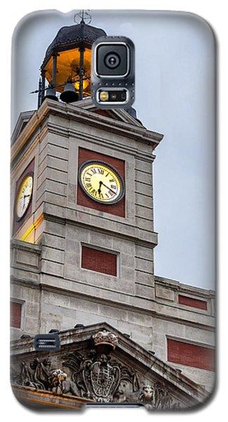 Reloj De Gobernacion 2 Galaxy S5 Case