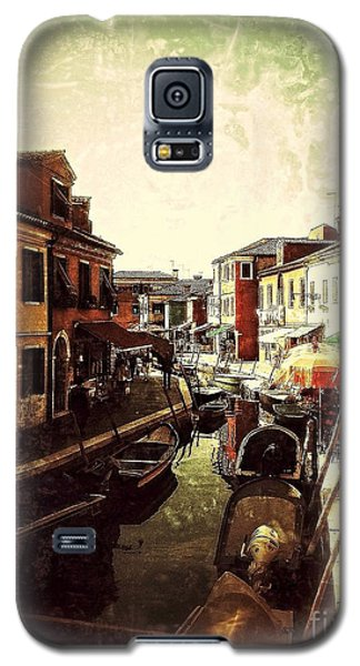 Remembering Burano Galaxy S5 Case by Delona Seserman