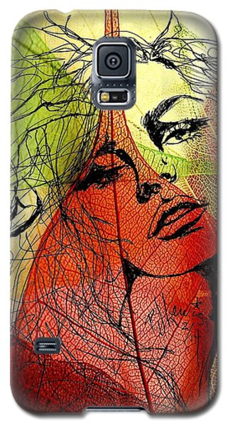 Remembering Fall Galaxy S5 Case by P J Lewis
