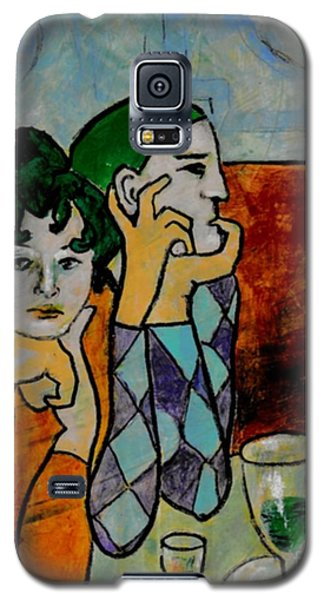 Remembering Picasso Galaxy S5 Case by P J Lewis