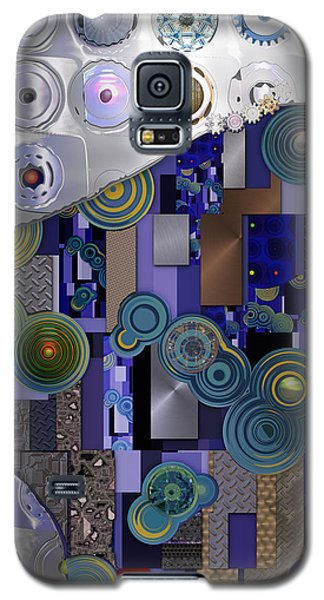 Remodern Dream Abstractor  Galaxy S5 Case