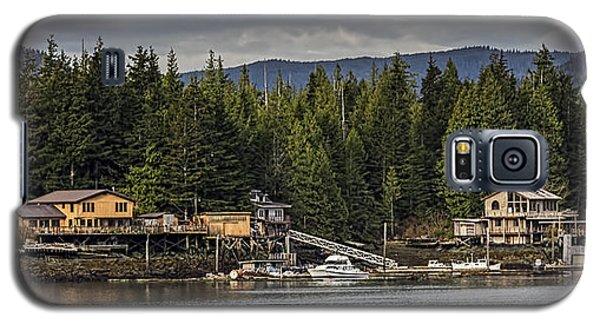 Remote Southeast Alaska Galaxy S5 Case