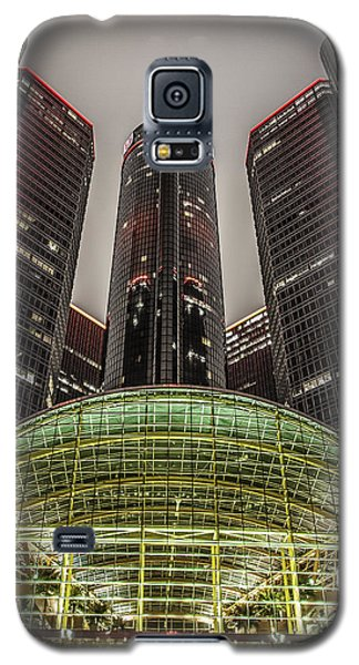 Renaissance Center Detroit Michigan Galaxy S5 Case