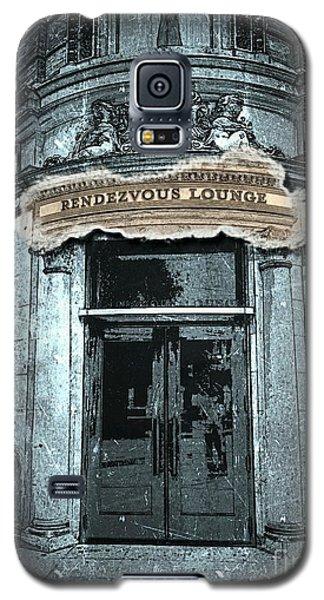 Galaxy S5 Case featuring the photograph Rendezvous Lounge - Lancaster Pa. by Joseph J Stevens