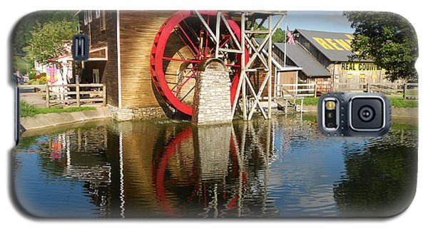Galaxy S5 Case featuring the photograph Renfro Valley  Mill by Mary Carol Story
