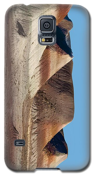 Galaxy S5 Case featuring the photograph Repainted Desert - Phone Case Design by Gregory Scott