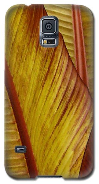 Repose - Leaf Galaxy S5 Case