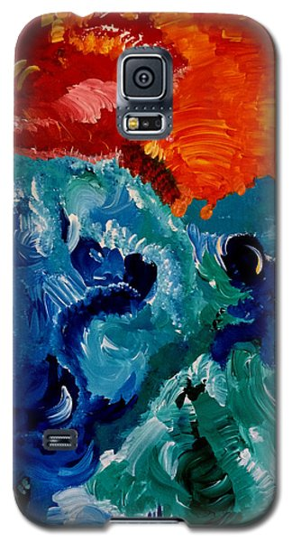 Reptile Sea And Sun Fun Galaxy S5 Case