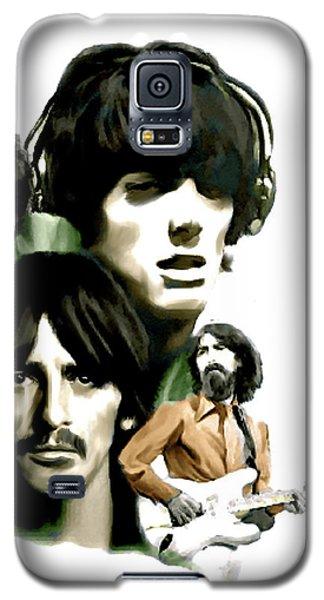 Requiem II George Harrison Galaxy S5 Case