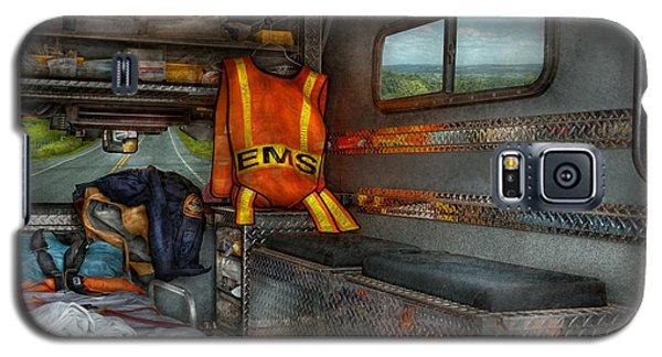 Rescue - Emergency Squad  Galaxy S5 Case