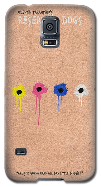 Reservoir Dogs - 2 Galaxy S5 Case