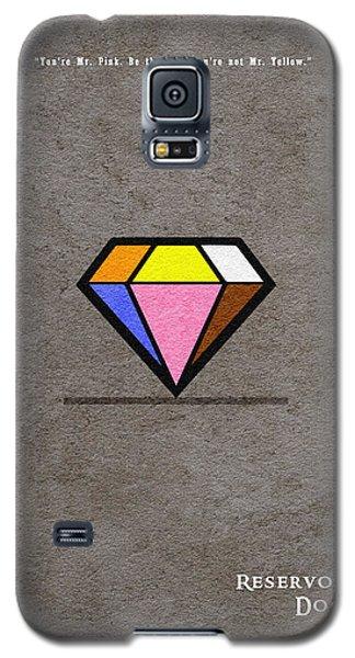 Reservoir Dogs - 3 Galaxy S5 Case by Ayse Deniz