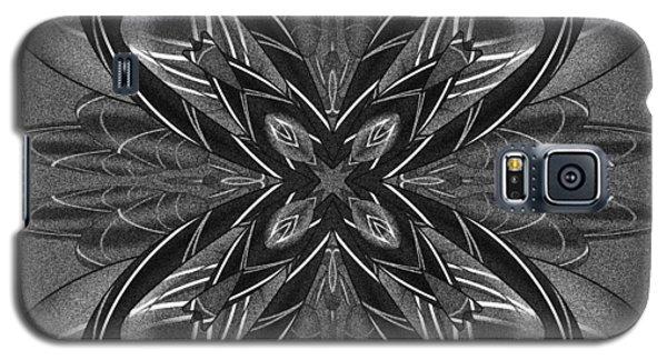 Resist The Flow Tile Print Galaxy S5 Case
