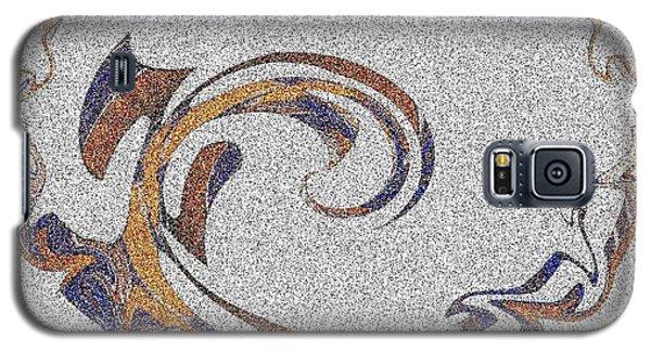 Resistant Persistant Tile 1 Galaxy S5 Case
