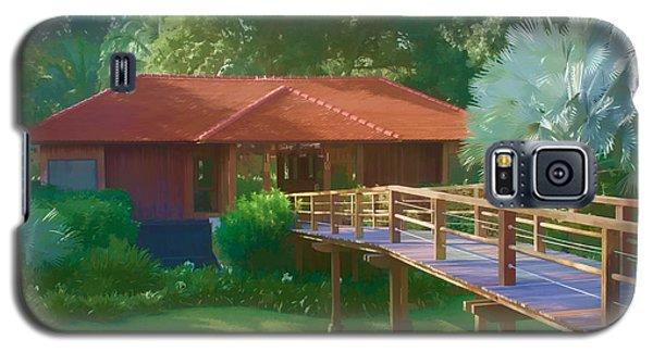 Resort Spa Galaxy S5 Case