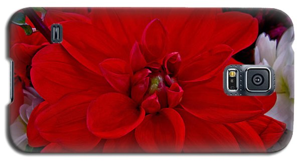 Resoundingly Red Galaxy S5 Case