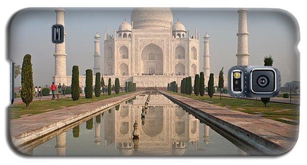Resplendent Taj Mahal Galaxy S5 Case