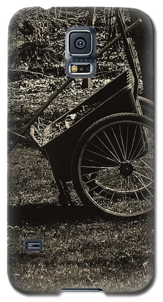 Galaxy S5 Case featuring the photograph Rest Awhile by Mark Myhaver