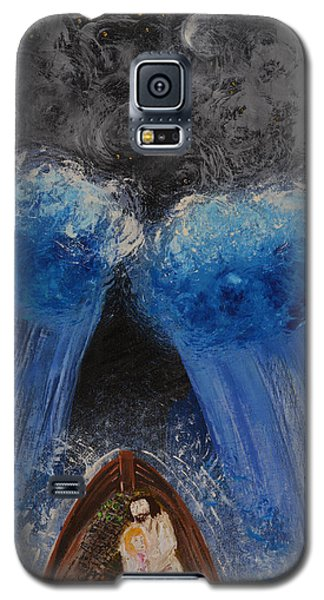 Rest In Him Galaxy S5 Case by Cassie Sears