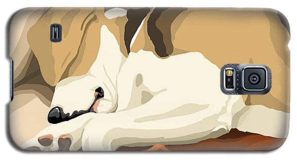 Rest Galaxy S5 Case by Veronica Minozzi