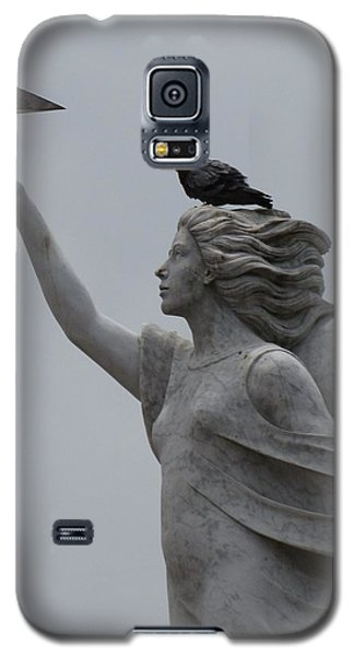 Galaxy S5 Case featuring the photograph Resting by Beth Vincent
