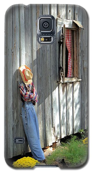 Galaxy S5 Case featuring the photograph Resting by Gordon Elwell