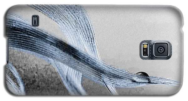 Resting On A Feather Galaxy S5 Case by Bob Orsillo