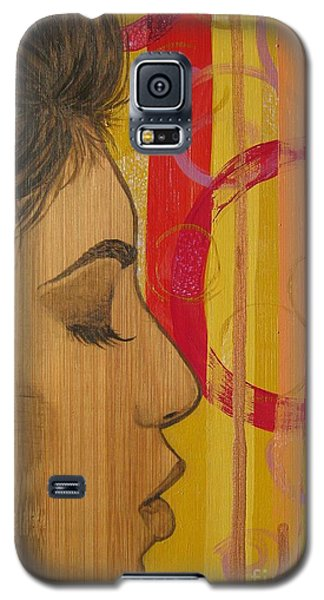 Restless In Wonderment 3 Galaxy S5 Case by Malinda  Prudhomme