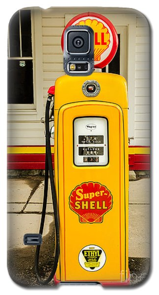 Restored Shell Pump On Route 66 Galaxy S5 Case