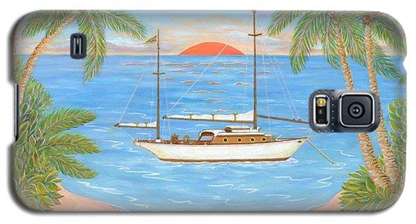 Retired Pirate Galaxy S5 Case