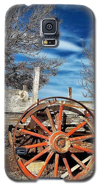 Retirement Blues - U S 395 California Galaxy S5 Case