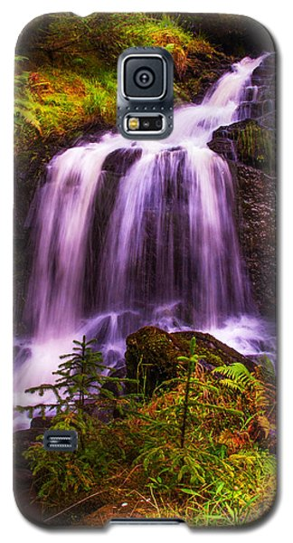 Retreat For Soul. Rest And Be Thankful. Scotland Galaxy S5 Case by Jenny Rainbow