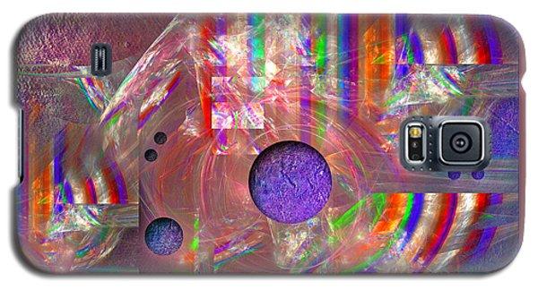 Retro Galaxy S5 Case by Alexa Szlavics
