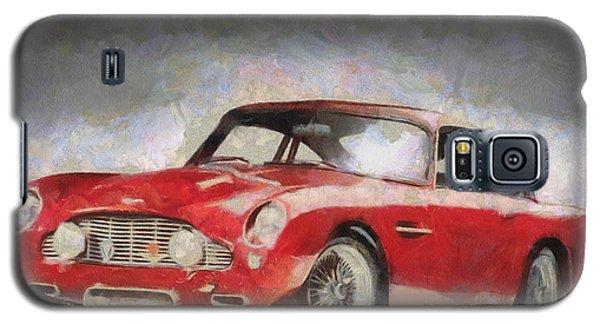Retro Aston Martin Db5 1963-1965 Galaxy S5 Case